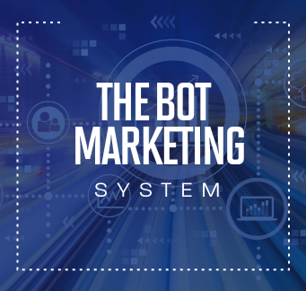 The Bot Marketing System Book Cover